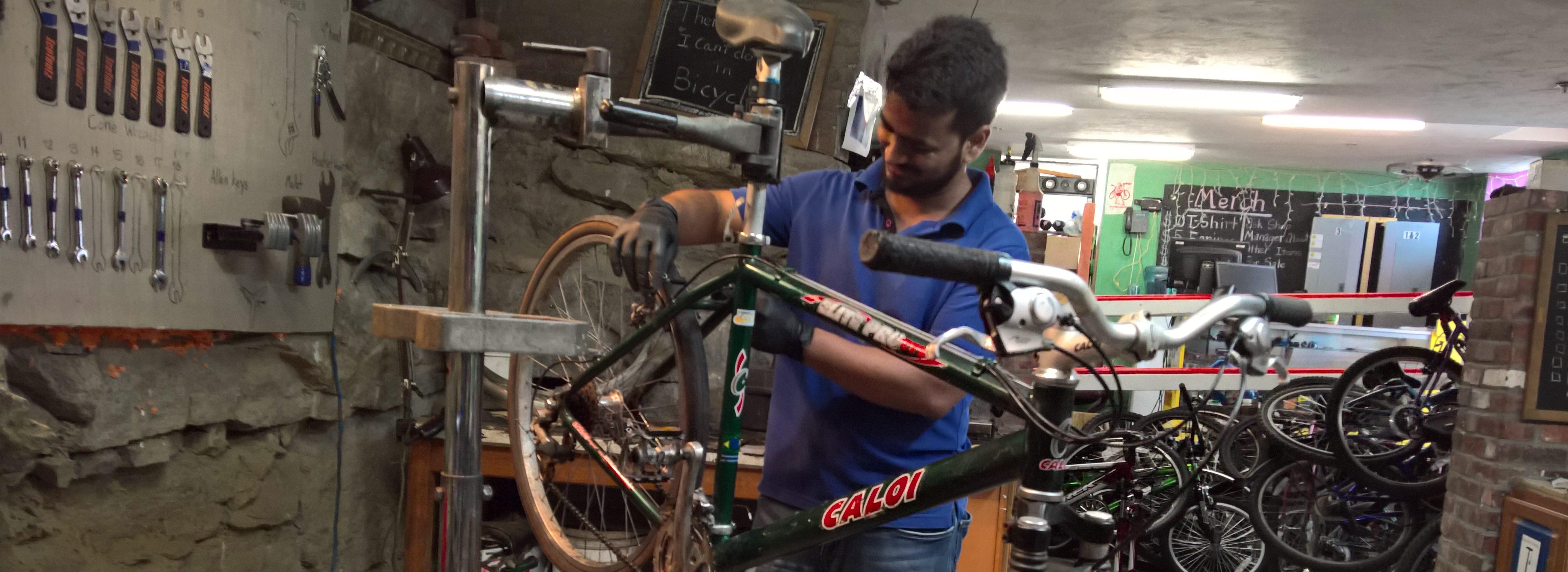 worcester earn-a-bike
